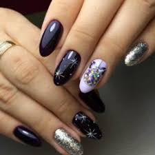 snowflakes on nails the best images