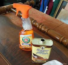 Best way to clean wood furniture Polishing How To Clean Wood Furniture Amazing Clean Wood Furniture With Vinegar Naturally And Olive Oil Wikihow How To Clean Wood Furniture Diy Wood Polish 10 More Homemade