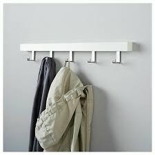ikea tjusig wall hanger hat rack coat