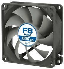 <b>Вентилятор</b> для корпуса <b>Arctic Arctic</b> F8 PWM PST CO — купить по ...