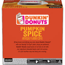2,000 calories a day is used for general nutrition advice, but calorie needs vary. Dunkin Donuts Pumpkin Coffee K Cups Nutrition Nutrition Pics