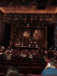 Hollywood Pantages Theatre Section Orchestra C Row Nn