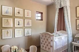 pink nursery furniture. Twin Girls\u0027 Nursery With Pink Velvet Tufted Crib (Image 33 Of 33) Furniture
