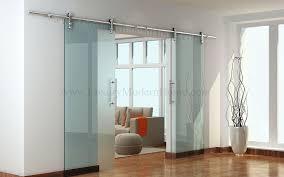 BERLIN DOUBLE Sliding Glass Door Hardware 100 Opening Max