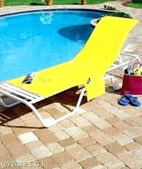 outdoor lounge chair arm covers best pool chairs brightly colored beach deck cover with used for