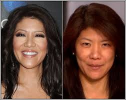 celebrity plastic surgery before and after julie chen