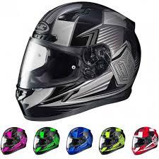 Hjc Cl Y Striker Youth Motorcycle Helmet