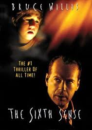 unit film and television production and editing a the sixth  the sixth sense poster shows a young boy cole looking vulnerable and scared whereas bruce willis malcolm looks stern and focused
