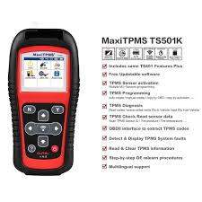 <b>Autel MaxiTPMS TS501</b> TPMS Service tool TPMS systems tire ...