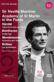 Sir Neville Marriner / The Academy of St Martin in the Fields – ICA Classics