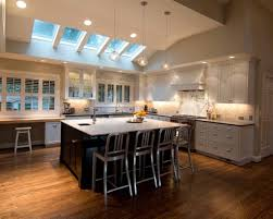 Lighting For Kitchen Ceiling Kitchen Lighting Vaulted Ceiling Kutsko Kitchen