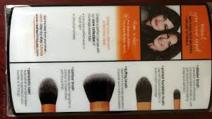 makeup tools review real techniques by sam nic chapman core collection set review where