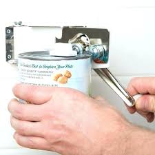 under cabinet jar opener mounted can swing a way wall