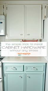 I Should Be Mopping The Floor Easy Cabinet Hardware Large Kitchen
