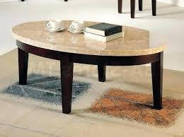 brown marble coffee table marble end table set dining room round granite top dining table set