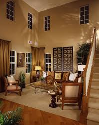 Two Story Living Room Curtains Two Story Living Room Decorating Ideas Home Design Ideas