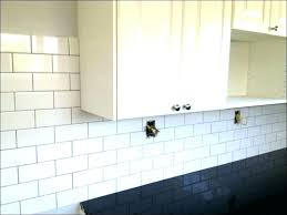 white subway tile grout color light grey kitchen bathroom glass what