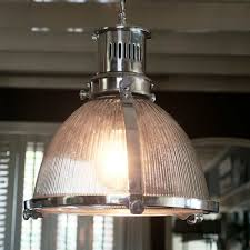 Riviera Maison Millhouse Factory Hanging Lamp Glass Iron Houseology