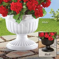 Decorative Urn Planters
