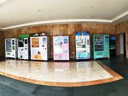 Boxgreen Vending Machine Inspiration New Vending Machines At The Forum L48 ARWSome