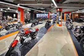Motorcycle Display Stand JPDA Jordan Parnass Digital Architecture 54