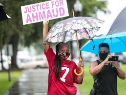 My heart goes out to his family, who deserve justice and deserve it now. Judge Finds Probable Cause Against 3 Suspects In Ahmaud Arbery Case