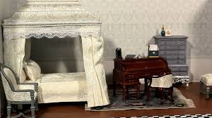 The Queens Bedroom Diorama YouTube - Bedroom emporium