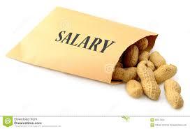 low salary stock photo image 55517014 low salary