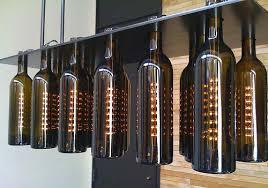 wine bottle lighting. wine bottle ceiling light photo 3 lighting l