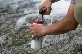 Разработан удивительный водяной <b>фильтр MSR</b> Trailshot