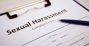 Tools reporting sexual harassment
