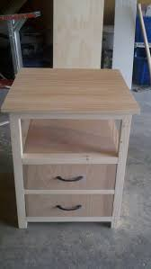 ana white first nightstand diy projects