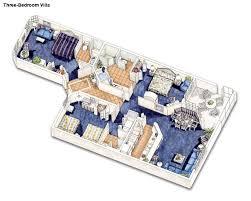 holiday inn orange lake floor plans