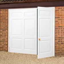 side hinged garage doorsModern Side Hinged Garage Doors Upvc B60 for Good Garage
