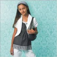 šátek Vděčný Kousek Dětského šatníku Modacz