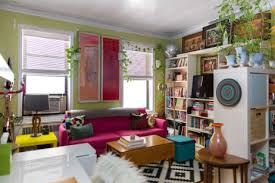 Amazing New York Studio Apartment Tour: A Small, Colorful Home | Apartment Therapy