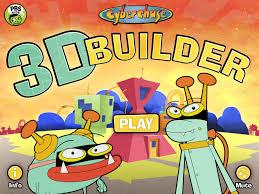 3 d builder