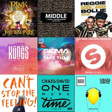 The Official Uk Top 40 Singles Chart Week 22 27 05 2016