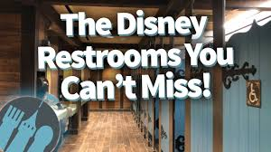 disney bathrooms part ii you ve gotta see these disney restrooms