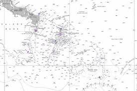 Turks Island Passage And Mouchoir Passage Marine Chart