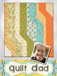 Quilt Dad: Modern Quilts from the Blogging Universe | A book giveaway & If you haven't already, be sure to check this book out -- the number of  patterns you'll surely want to make make it a great value for the price. Adamdwight.com