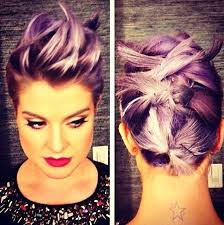 hair color ideas 2015 short hair. colored tied up mohawk hairdo for 2015 hair color ideas short