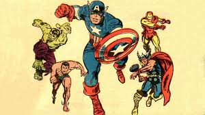 Image result for superheroes marvel