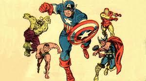 Image result for superheroes marvel