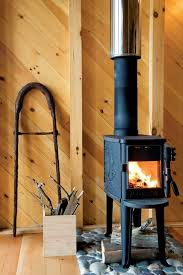 Anything seems possible by the light of a jøtul wood stove. 10 Easy Pieces Freestanding Wood Stoves Remodelista