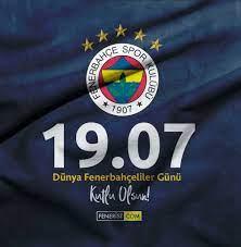 """Fenerist.com 🇹🇷 on Twitter: """"Dünya Fenerbahçeliler Günü Kutlu Olsun # DünyaFenerbahçelilerGünü 💛💙🇹🇷… """""""