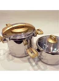 Hisar Neptün 4 Prc Dudk Tencere Seti Gold - 19660610