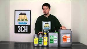 Hesi Soil Chart 3ch Guide To The Hesi Nutrient Solution Range
