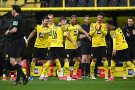 L bender (89 pen) media. Three Observations From Borussia Dortmund S 3 1 Victory Over Bayer Leverkusen Fear The Wall