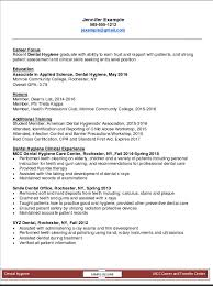 improving resumes